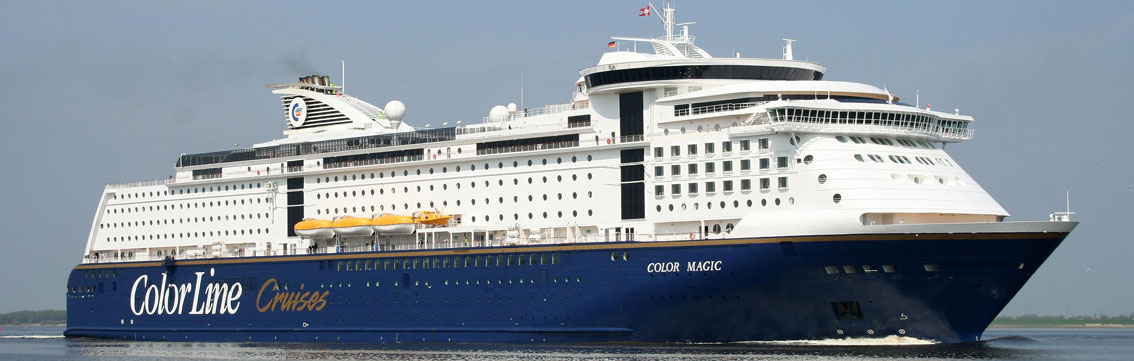 colorline ship